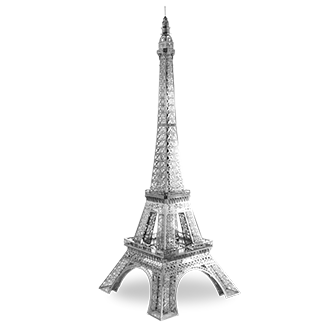 Picture of MEGA Eiffel Tower Assembled