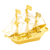 Picture of Gold Golden Hind