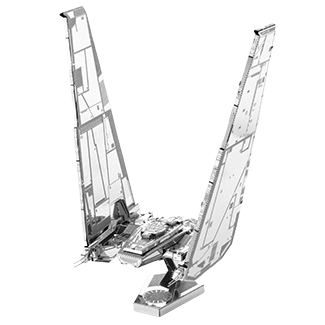 Picture of Kylo Ren's Command Shuttle