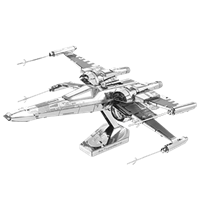 Picture of Poe Dameron's X-wing Fighter