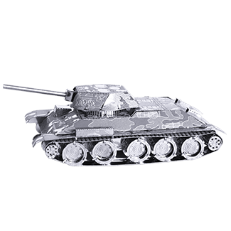 Picture of T-34 Tank