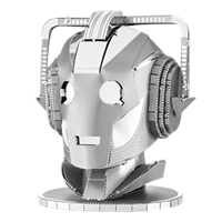 Picture of Doctor Who Cyberman Head